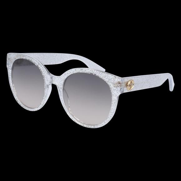 ee325b545f514 Gucci Accessories - Gucci Glitter Sunglasses